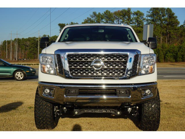 Butler Toyota Macon >> New 2017 Nissan Titan XD 4WD w/6 Inch Lift,Special Wheels ...