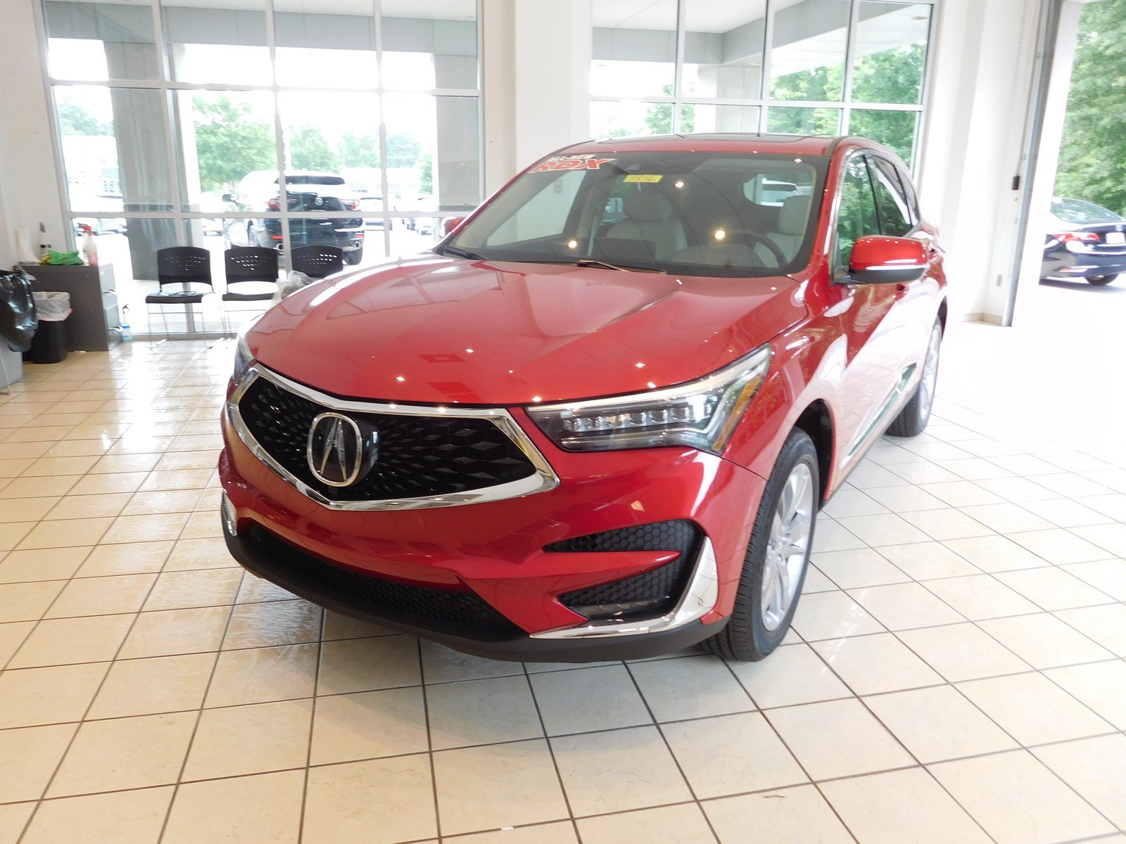 new 2019 acura rdx w advance pkg sport utility in columbus 8936