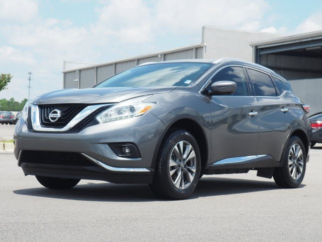 Certified Pre Owned 2016 Nissan Murano SL Sport Utility in Macon