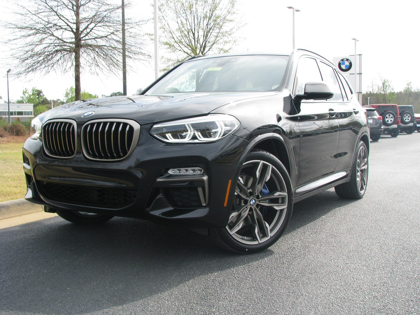new 2018 bmw x3 m40i sport utility in columbus 13635. Black Bedroom Furniture Sets. Home Design Ideas