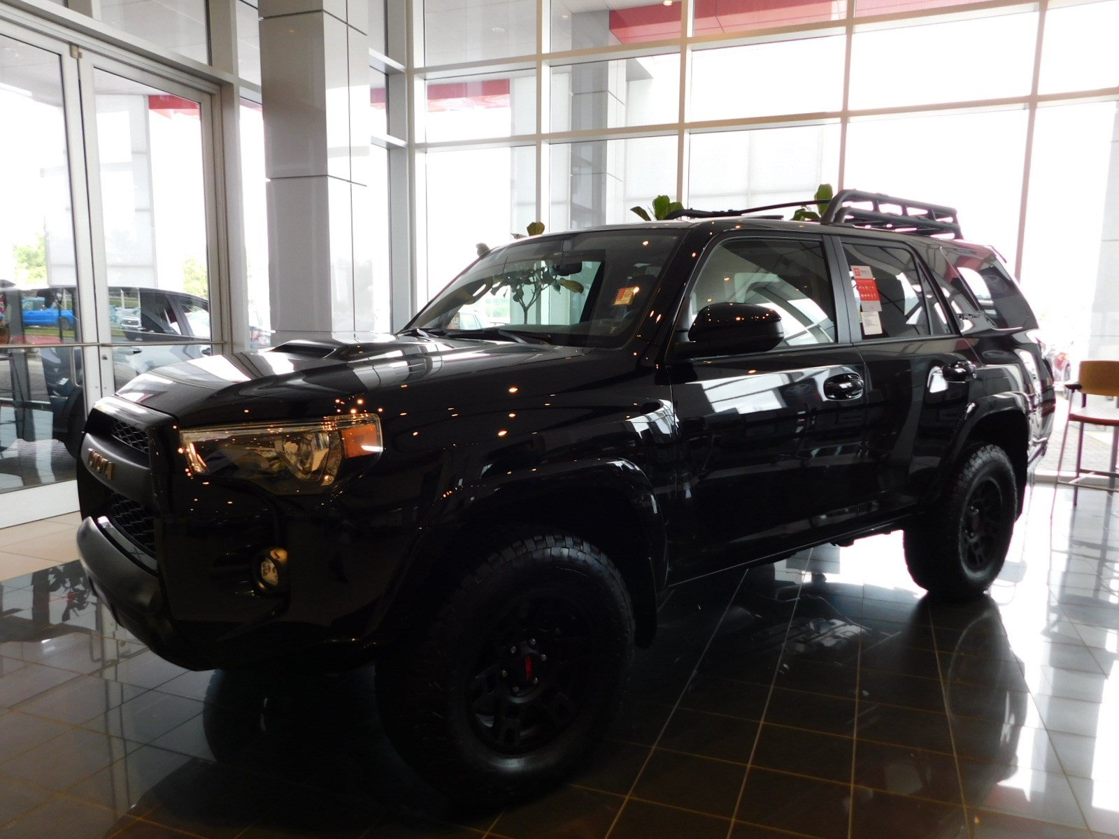 New 2019 Toyota 4runner Trd Pro Sport Utility In Macon 5626930