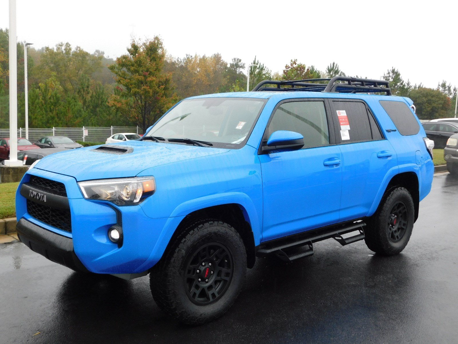 New 2019 Toyota 4runner Trd Pro Sport Utility In Macon 5622885
