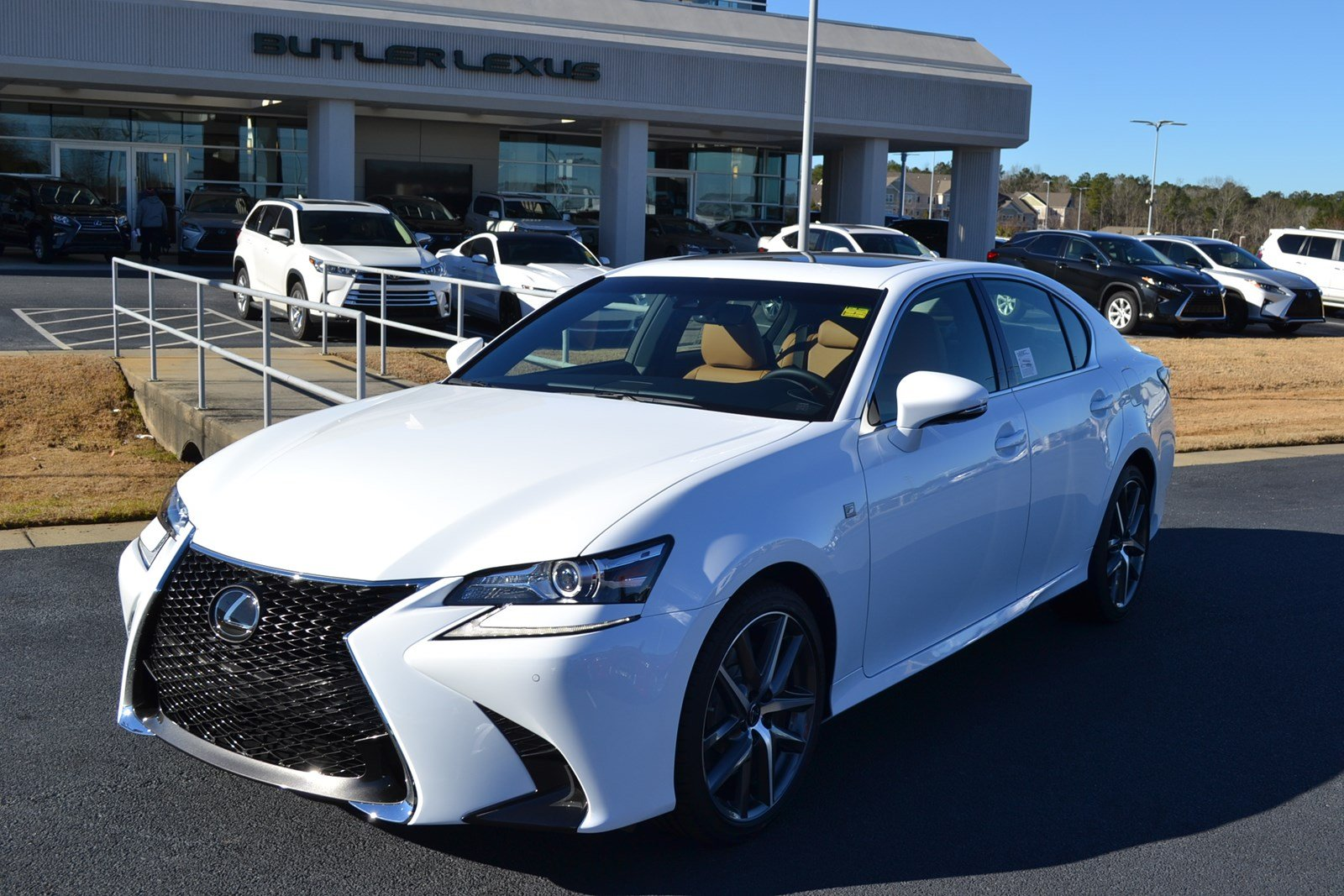 Butler Toyota Macon >> New 2019 Lexus GS 350 F SPORT 4dr Car in Macon #L19305 ...