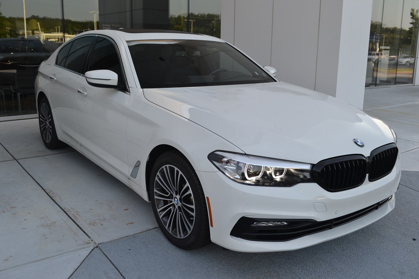 certified pre-owned 2018 bmw 5 series 530i 4dr car in macon #bu7748
